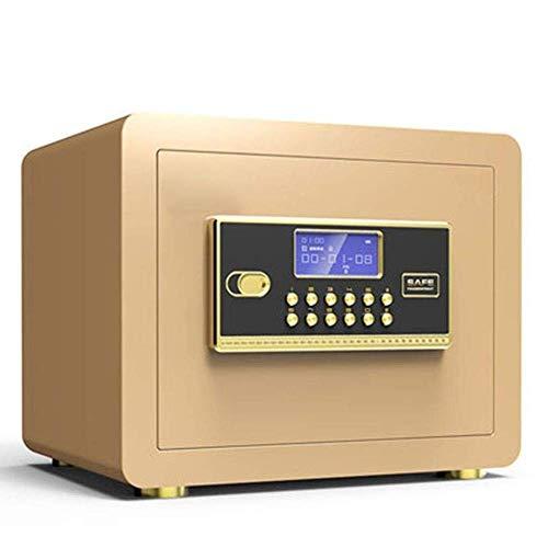 Digital cajas fuertes electrónicas, Cash Box, hogar seguro, Caja...