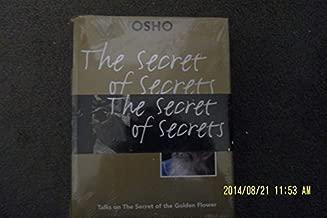 The Secret of Secrets: Talks on the Secret of the Golden Flower by Osho (1999-11-01)