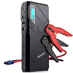 10 Portable Car Jump Starter & Best Battery Boosters in 2019