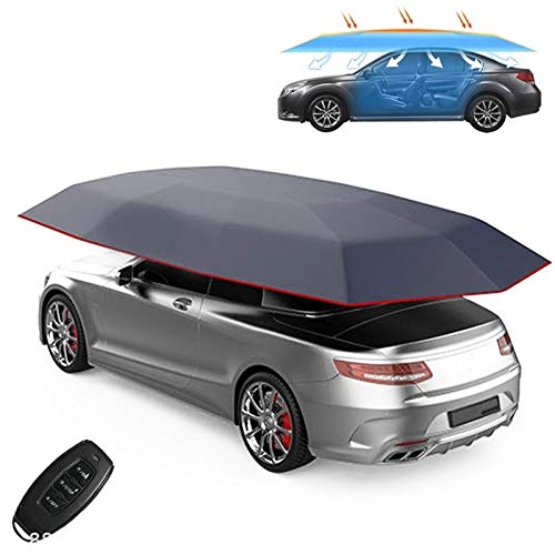 Completamente automática Tienda Toldo Car Smart aislamiento de la cubierta impermeable al aire libre doblado portátil refugio con techo de cubierta, Tamaño: 4,2 x 2,1 m Alta calidad