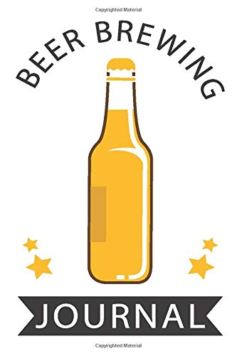 Beer Brewing journal: Beer Drinking Camper Journal Notebook | Drink Beer Brew Journal | Beer Log
