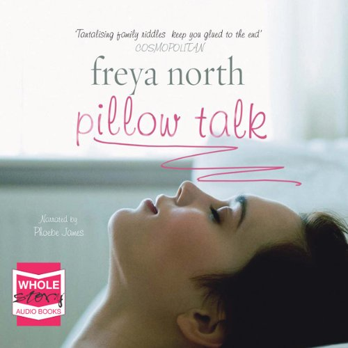 Pillow Talk audiobook cover art