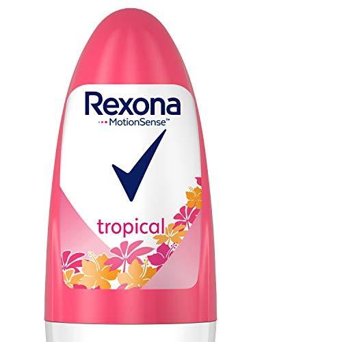 Rexona Tropical Antitranspirante Roll On para...