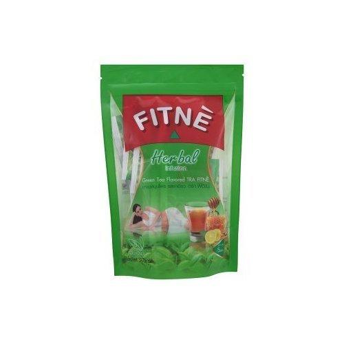 FITNE Herbal Tea Infusion Green Tea Flavored Laxative(15 Tea Bags)