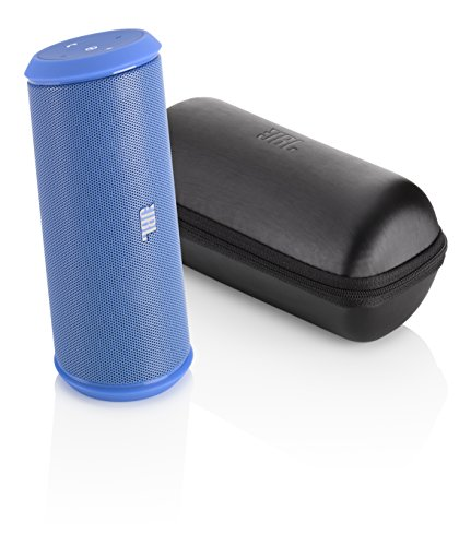 JBL Flip 2 Portable Bluetooth Speaker (Blue)