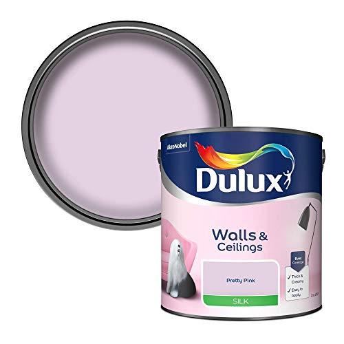 Dulux 500007 Silk Emulsion Paint For...