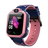 Product Image of the Kids Waterproof Smart Watch Phone, GPS/LBS Tracker Smart Watch for Kids for 3-12...