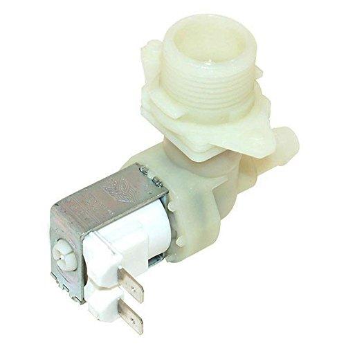 spares2go Single Magnetventil Wasser Einlass Füllventil für Kaminöfen stn1400X P Waschmaschine