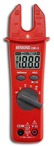 Benning CM 1-3 Stromzange AC