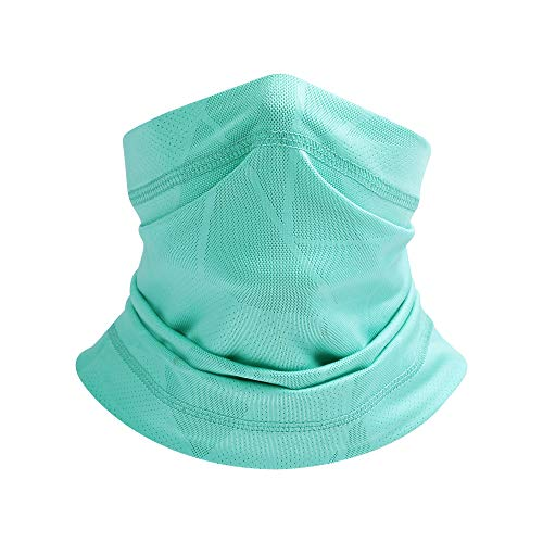 TAGVO Outdoor Funktionstücher, Sport Multifunktionale Herren Damen Schlauchschal Atmungsaktives Stirnband, Elastic Halstuch Gesichtsmaske UV-Schutz Kopfwickel Sturmhaube für Yoga Wandern Radfahren