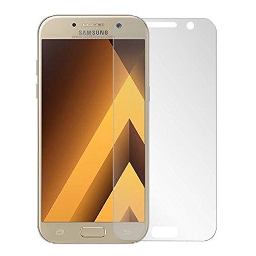 Laybomo Película Templada para Samsung Galaxy A5 (2017) Protector de Pantalla de Cristal 9H Dureza Vidrio Templado Protector para Samsung Galaxy A5 (2017)