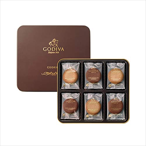 【公式】 ゴディバ (GODIVA) クッキーアソートメント (18枚入)