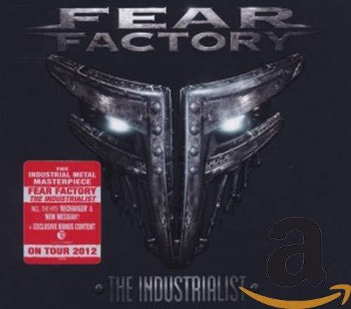 Fear Factory: The Industrialist (Ltd.Digipak) (Audio CD (Digipack))