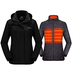 Top 5 Best Selling Heated Jackets 2021