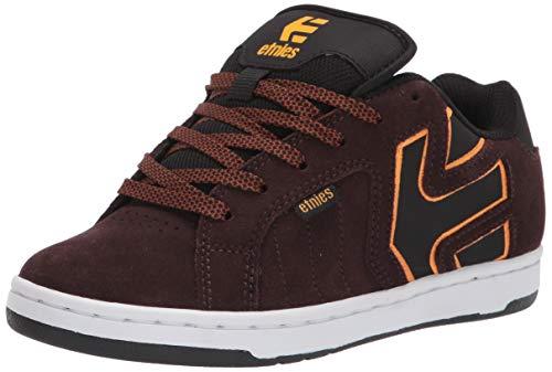 Etnies Fader 2, Zapatos de Skate Hombre, Marron/Negro, 41 EU