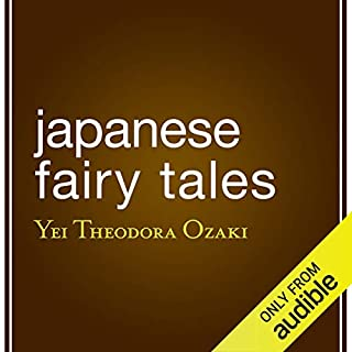 Japanese Fairy Tales audiobook cover art