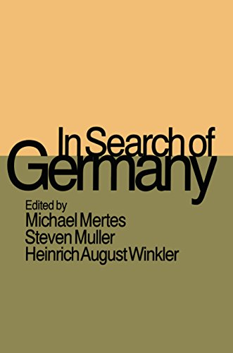 In Search of Germany (English Edition)