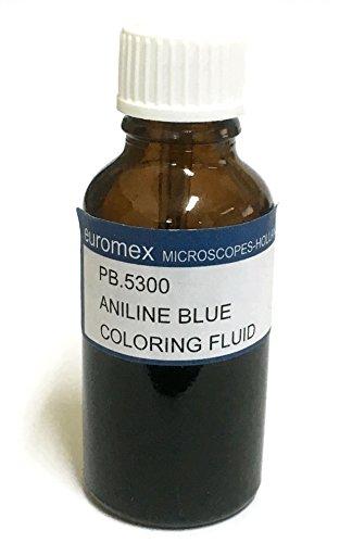 Azul de Anilina (Aniline Blue) 25 ml - Euromex