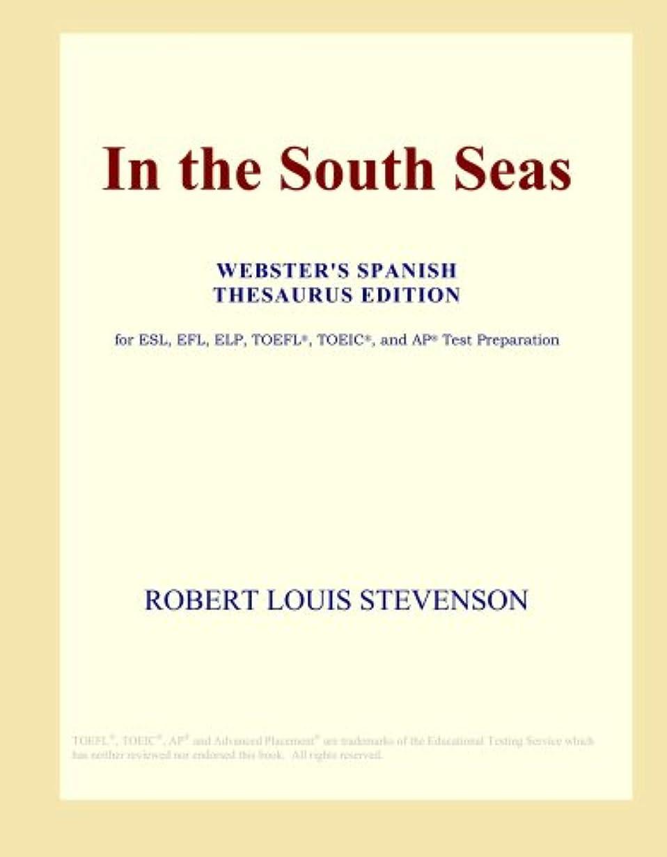 オフェンス悲劇信頼In the South Seas (Webster's Spanish Thesaurus Edition)