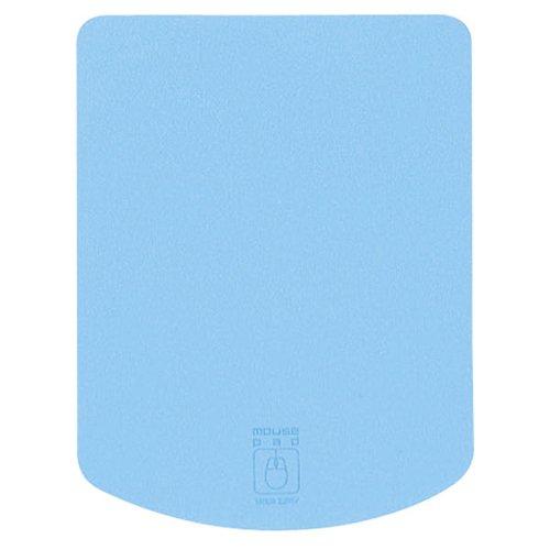 サンワサプライ マウスパッド ライトブルー MPD-T1LB 1個