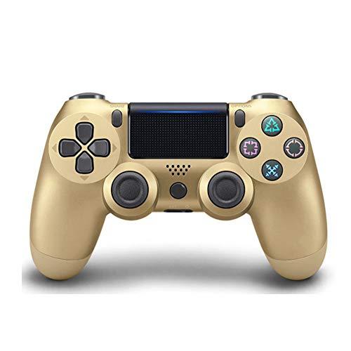 VAWA Controlador inalámbrico de Juegos: Cargador rápido Doble Bluetooth 4.0 con Pantalla LED, Controlador Gamepad para Playstation 4 / PS4 Slim/PS 4 Pro-I