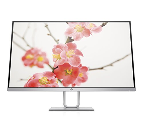 HP Pavilion 27q (27 inch QHD LED) Monitor (AMD FreeSync, 2x HDMI, 1x DisplayPort, 2560 x 1440, 60 Hz, 5ms reactietijd) zilver