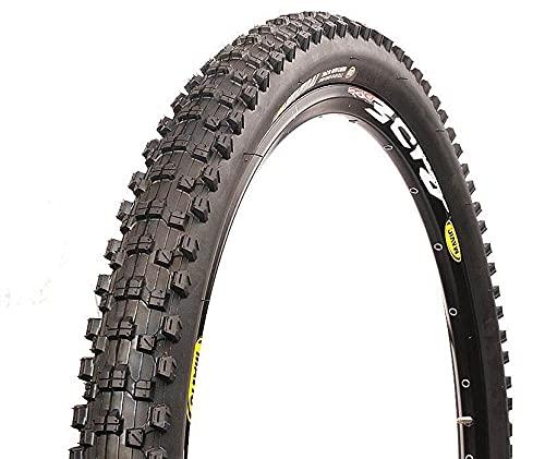 Neumático de bicicleta Para K1010 K1027 MTB Neumático De Bicicleta BMX Mountain Bicycle Newee 26/27.5 / 29er * 1.95 / 2.1 / 29x2.2 M-Ax-Xi PNEU Bicicleta Interieur Piezas ( Color : K1010 27.5x2.1 )