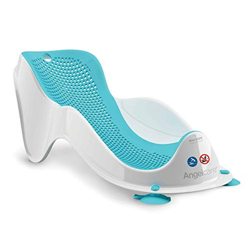 Angelcare Soft Touch Mini-Babywannenstütze – Aqua