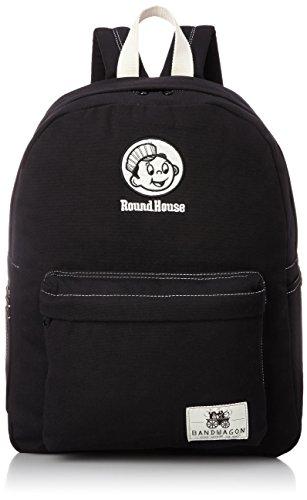[バンドワゴン] ラウンドハウス ステューデントパック バックパック THE STUDENT PACK BWBG1007 ブラック 黒 One Size