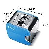 Zoom IMG-1 temperamatite elettrico con serbatoio per