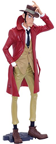 Banpresto Lupin the Third 10.2-Inch The Inspector Zenigata Master Stars Piece Figure by Banpresto