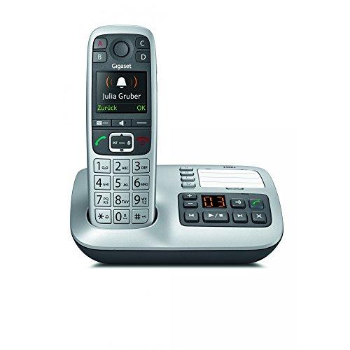 Gigaset E560A Telefon Platin Senioren S30852-H2728-C101