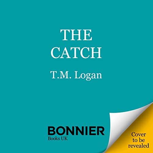 The Catch audiobook cover art
