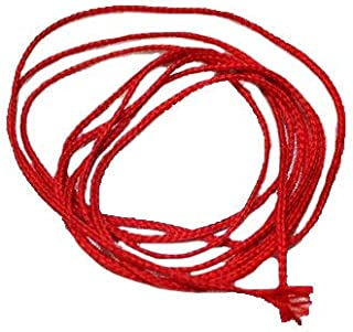 RED SILK THREAD(1 mm)-KALWA RAKSHA SUTRA-NAZAR DHAGA,THREAD,Valentine Day Gifts