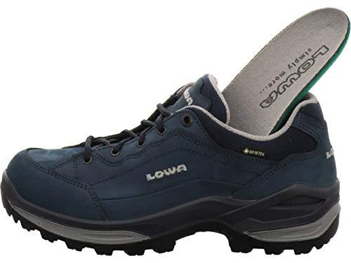 LOWA Sportschuhe GmbH 320963 0647 marine - Renegade Lo Lady GTX marine Gr. 8.5