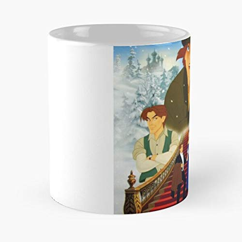 OriginalFavorites Paris Together In Once Christmas A December Anastasia Animation Upon Movie Princess Taza de café con Leche 11 oz