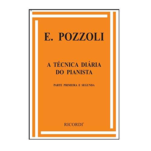 Pozzoli: A Técnica Diária do Pianista - Partes I & II