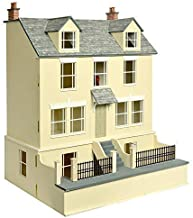 Melody Jane Dolls Houses House Haven Cottage & Basement MDF Wood Flat Pack Kit 1:12 Scale