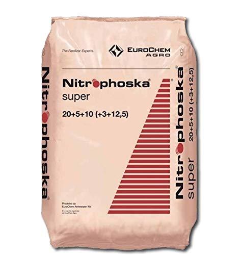 NITROPHOSKA SUPER CONCIME UNIVERSALE 20 05 10 CONFEZIONE DA 25 KG