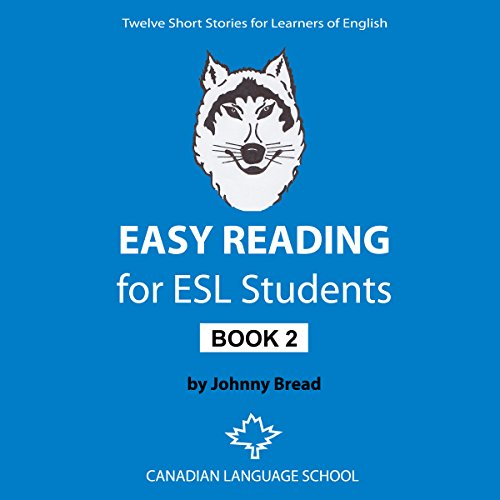 Easy Reading for ESL Students – Book 2 cover art