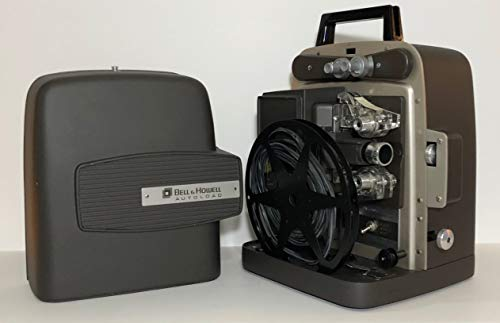 Bell & Howell Super 8 8mm Film Movie Projector Model 346A
