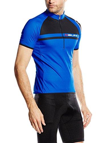 Nalini Maglia Ciclismo Metheo Blu S