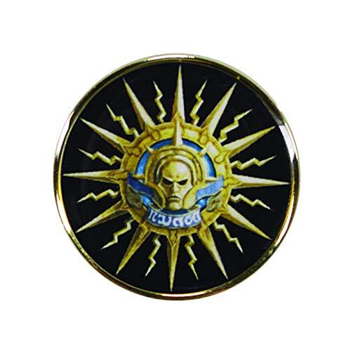 Pritties Accessories Echte Warhammer Age of Sigmar Stormcast Ewige Anstecknadel Spiele Werkstatt