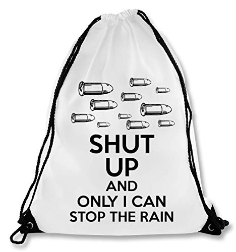 Shut Up and Only I Can Stop The Rain trekkoord