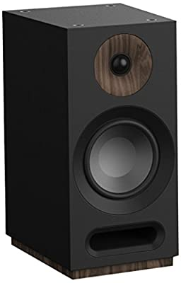Jamo Studio S 803 Bookshelf Speaker Pair Black by Jamo