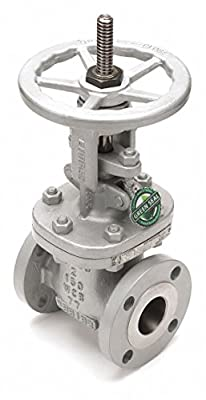 Newco - 04-11F-CB2 - Gate Valve, 4 In., Carbon Steel from Newco