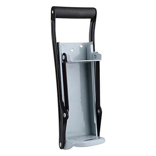 Compacteur Canette et Bouteille Compacteur Réducteur de Déchets Écrase-Canette Compacteur Canettes 16 oz pour Déchets et Recyclage