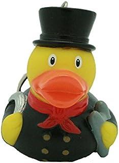 Lilalu Chimenea Rubber Duck Key Chain Sweep