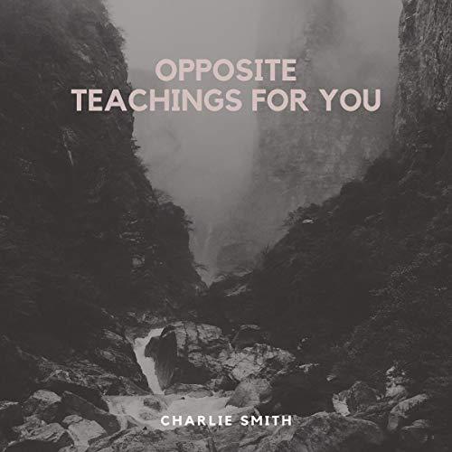 Opposite audiobook cover art