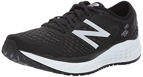 New Balance Fresh Foam 1080v9, Zapatillas de Running para Hombre, Negro (Black/White Bk9), 42.5 EU
